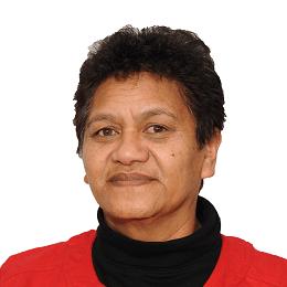 Image of board member Evelyn Taumaunu