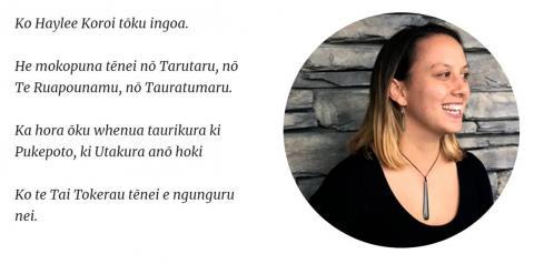 Whakanoa with Haylee Koroi